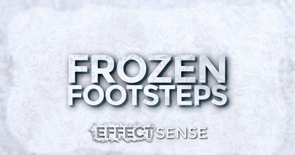 Frozen Footsteps Game Foley Sound Effects