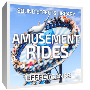 Amusement Rides & Ambiences Sound Effects
