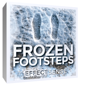 Frozen Footsteps - Effect Sense
