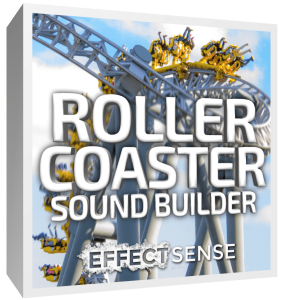 Roller Coaster Sound Effects Builder
