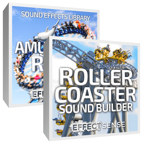 Complete Theme Park Sound Bundle - Effect Sense