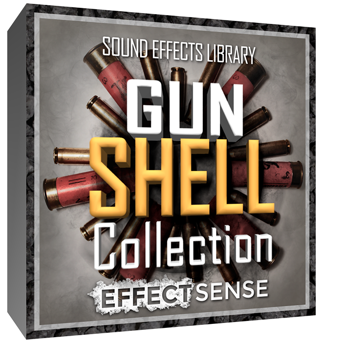 Gun Shell Sound Effects Collection